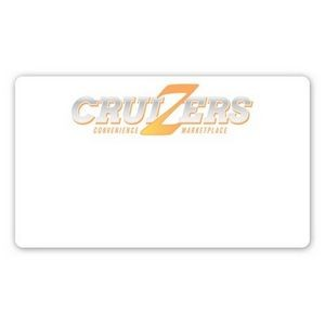 "Name Badge (2 5/8""x4 1/2"") Rectangle"