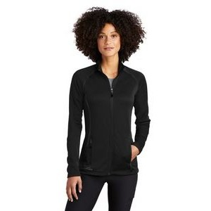 Eddie Bauer® Ladies' Smooth Fleece Base Layer Full-Zip Sweater