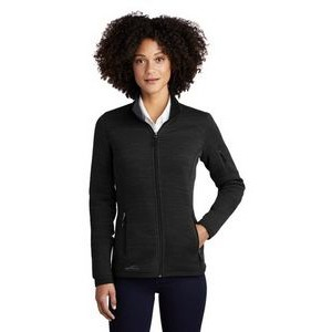 Eddie Bauer® Ladies' Full-Zip Sweater Fleece