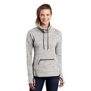 Sport-Tek® Ladies' Triumph Cowl Neck Pullover Sweater