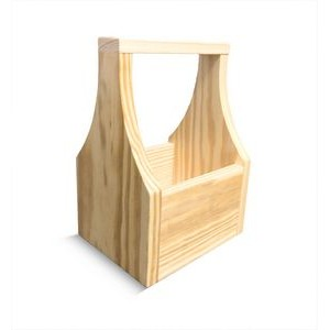Solid Pine Caddy
