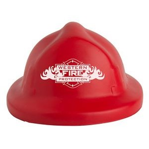 Fire Helmet Squeezies® Stress Relievers