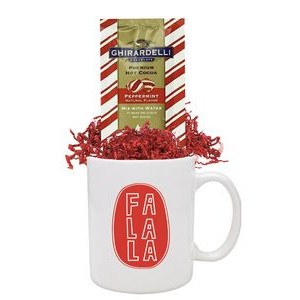Holiday Cocoa Gift Mug