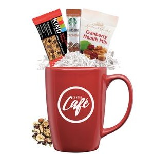Coffee, Cocoa & Tea Bistro Gift Mug