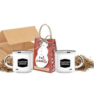 Hot Cocoa Kit with Mug Set