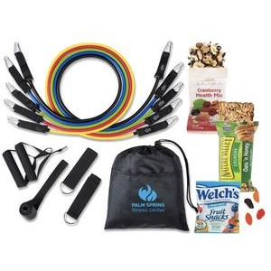 Face Mask & Gloves Gift Tumbler