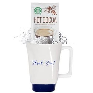 Thanks for all You Do Starbucks Cocoa Mug