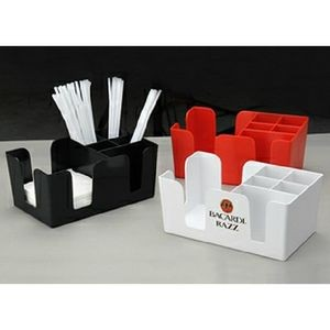 Multi-function Napkin Holder, Bar Caddy