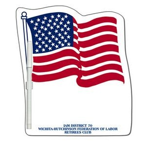 Flag Offset Printed Memo Boards