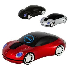 Sports Car Wireless Mouse