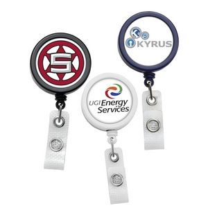Heavy Duty Badge Reel (Polydome)