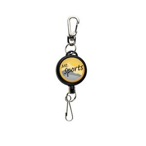 Heavy Duty Sport Badge Reel (Polydome)