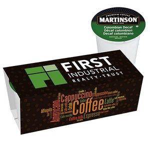 Single Serve Coffee Cups (3 Pack)