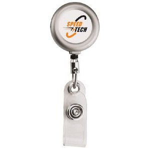 "24"" Matte Metal Badge Reel"