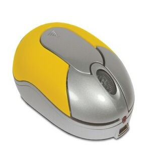 Wireless Rechargeable Mini Optical Mouse