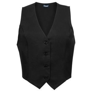 Fame® Signature Female Fitted Twill Vest