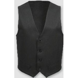 Fame® Signature Male Fitted Twill Vest