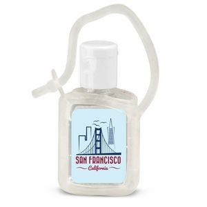 0.5 Oz. Travel Hand Sanitizer Gel