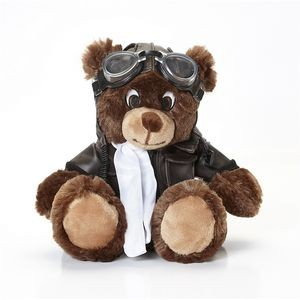 "12"" Trestino Aviator Bear"