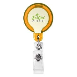 Bright Idea Badge Holder (Direct Import - 10 Weeks Ocean)