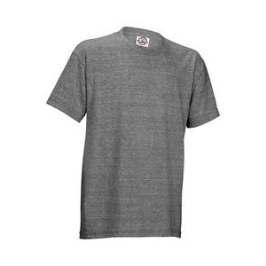 Ringspun Youth Snow Heather Tee