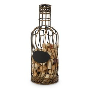 Wine Bottle Cork Caddy