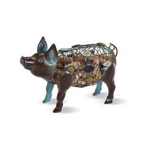 Cork Caddy™ - Pig
