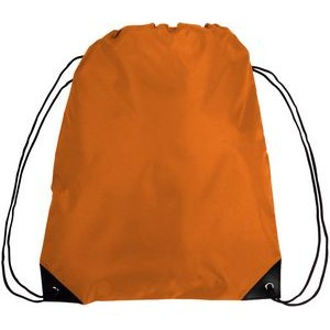 Economical Polyester Sports Backpack - Blank