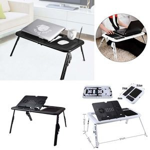 iBank(R) Laptop computer table (Black)