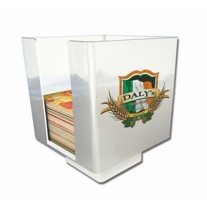 Coaster Caddy-White