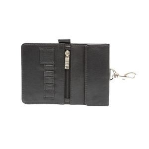 Ashlin® Designer Midnight Black Berwick Tuscany Golf Card Caddy