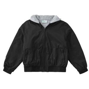 Classroom Uniforms Youth Unisex Zip Front Bomber Jacket