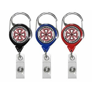 Retractable Carabiner Badge Reel