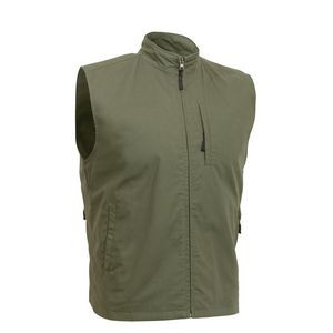 Olive Drab Undercover Travel Vest (3X-Large)