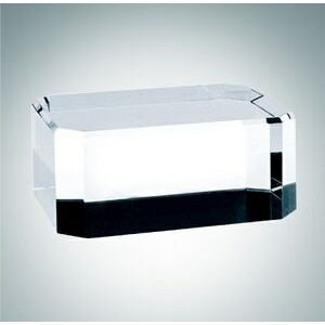 Optional Rectangle Optical Crystal Base