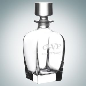 RCR Fusion Whiskey Decanter (28oz)